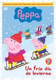 Peppa Pig - Vol. 7 : Un Frío Día De Invierno