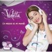B.S.O Violetta - La música es mi mundo CD+DVD