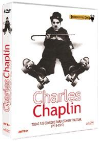 Pack Chaplin : Todas Sus Comedias Para Essanay Y Mutual (Orígenes Del Cine)