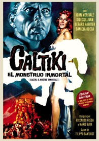 Caltiki, El Monstruo Inmortal (V.O.S.)