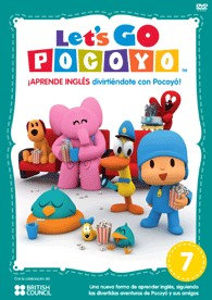 Let´s Go Pocoyo - Vol. 7