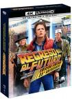 Trilogía Regreso al Futuro - Edición Metálica 35º Aniversario (Ultra HD +Blu-ray)