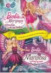 Pack: Barbie. Mariposa + Barbie. Mariposa Y La Princesa De Las Hadas