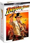 Indiana Jones : Las Aventuras Completas (Edición Metálica) Ultra HD Blu-ray