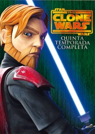 Star Wars : The Clone Wars - Quinta Temporada Completa