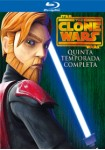 Star Wars : The Clone Wars - Quinta Temporada Completa (Blu-Ray)