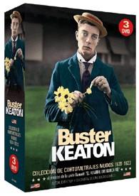 Pack Buster Keaton - Cortometrajes Mudos