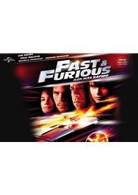 Fast & Furious (A Todo Gas 4) : Aún Más Rápido (Ed. Horizontal)