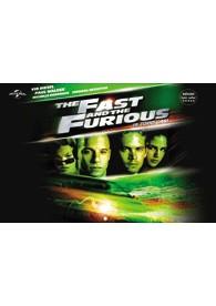 The Fast & Furious (A Todo Gas 1) (Ed. Horizontal)