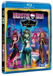 Monster High : 13 Monstruo-Deseos (Blu-Ray)