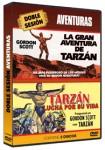 La Gran Aventura De Tarzán + Tarzán Lucha Por Su Vida