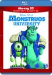 Monstruos University (Blu-Ray 3D + Blu-Ray)