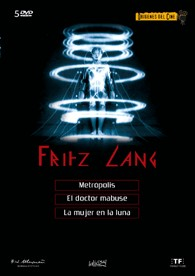 Pack Fritz Lang: Metrópolis + El Doctor Mabuse + La Mujer En La Luna