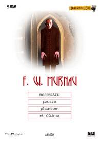 Pack Nosferatu + Fausto + Phantom + El Último