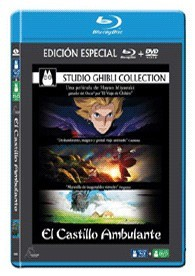 El Castillo Ambulante (Blu-Ray + DVD)