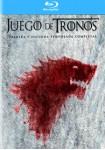 Juego De Tronos : Primera Y Segunda Temporadas Completas (Blu-Ray) (Pack)