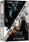 Pack Star Trek (2009) + Star Trek : En La Oscuridad