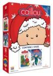 Pack Caillou : Una Navidad Mágica + Feliz Navidad