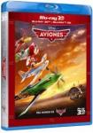 Aviones (Blu-Ray 3D + Blu-Ray)