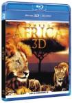 Asombrosa África (Blu-Ray 3d + Blu-Ray)