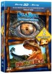 Sea Rex + Dinosaurios - Gigantes De La Patagonia (Blu-Ray 3d + Blu-Ray)
