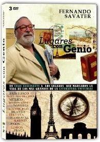 Pack Lugares con Genio de FERNANDO SAVATER
