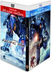 Pacific Rim (Blu-Ray + Dvd + Copia Digital)