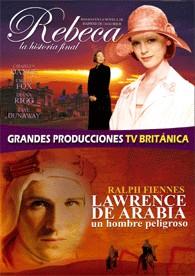 Rebeca : La Historia Final + Lawrence De Arabia : Un Hombre Peligroso