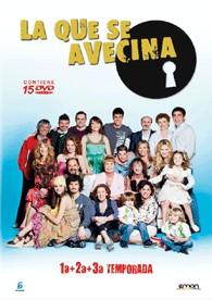 Pack La Que Se Avecina - 1ª, 2ª Y 3ª Temporadas