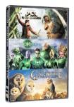 Pack Jack El Caza gigantes + Green Lantern + Ga´ Hoole