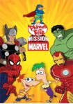 Phineas Y Ferb : Mission Marvel
