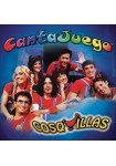 Cantajuego Cosquillas DVD+CD