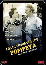 Los Últimos Días De Pompeya (1935)