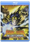 Los Caballeros Del Zodiaco : The Lost Canvas - 2ª Temporada (Blu-Ray)