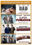 Superfumados + Supersalidos + Bad Teacher + Bienvenidos A Zombieland
