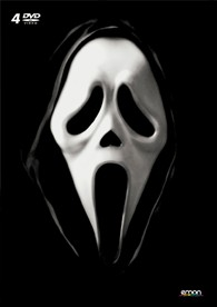 Scream - Cuatrilogía + Póster