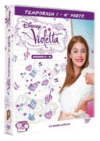 Violetta : Temporada 1 - 4ª Parte