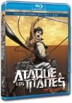 Ataque A Los Titanes - Vol. 1 (Blu-Ray + Dvd)