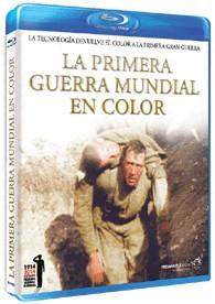 La Primera Guerra Mundial En Color (Blu-Ray)
