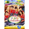 Cantajuego: PLAZA ENCANTO ( 3 DVD+1 CD )
