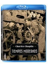 Tiempos Modernos (Blu-Ray)