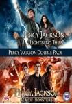 Percy Jackson Y El Ladrón Del Rayo + Percy Jackson Y El Mar De Los Monstruos