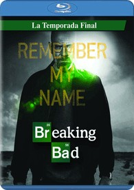 Breaking Bad - Temporada Final (Blu-Ray)