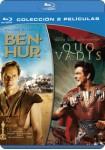 Ben-Hur + Quo Vadis (Blu-Ray)