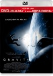 Gravity (Blu-Ray + Dvd + Copia Digital)