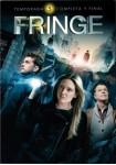 Fringe - Quinta Temporada Completa Y Final