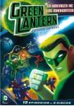 Green Lantern : La Venganza De Los Manhunters