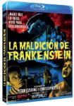 La Maldición De Frankenstein (Blu-Ray)