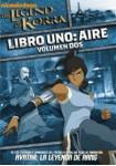 La Leyenda De Korra - Vol. 2 Aire