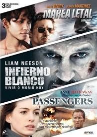 Pack Infierno Blanco + Passengers + Marea Letal
